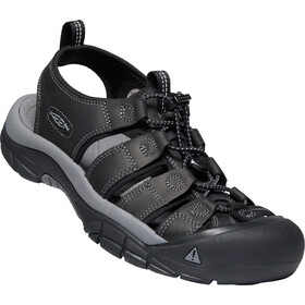 Keen Newport Sandali Uomo, black/steel grey